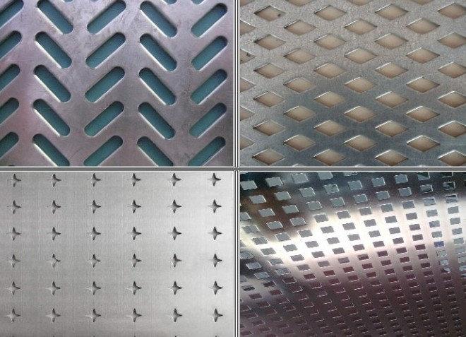 成都不锈钢冲孔网