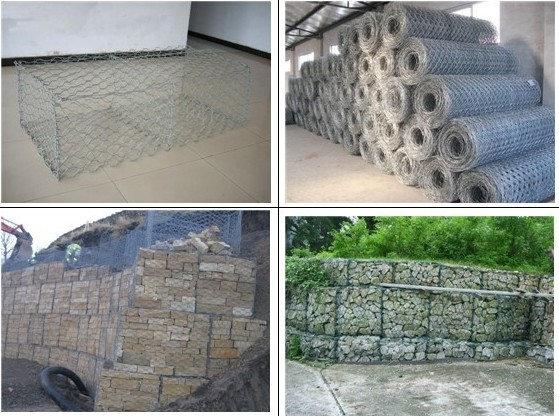 四川铅丝石笼网
