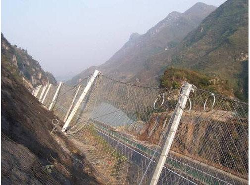 成都被动边坡防护网