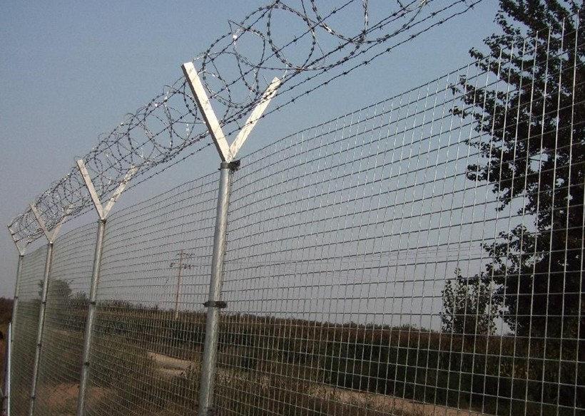 成都监狱护栏网