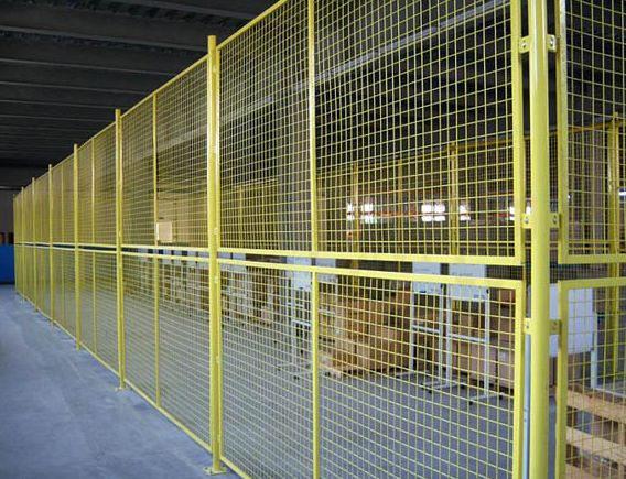 四川厂区隔离护栏