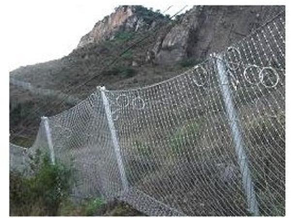 四川被动边坡防护网