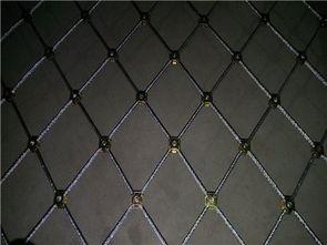 菱形主动网