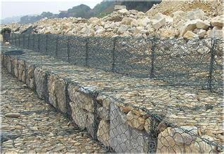 堤坝石笼网