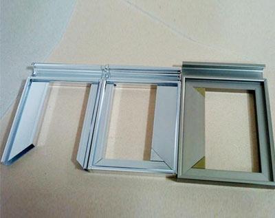 四川晶钢门铝材