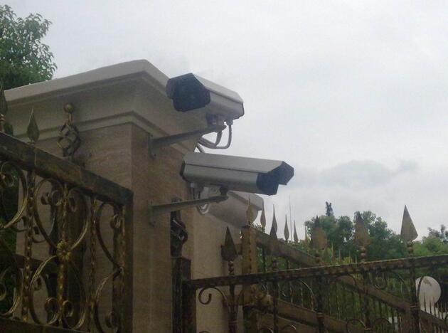 监控设备安装