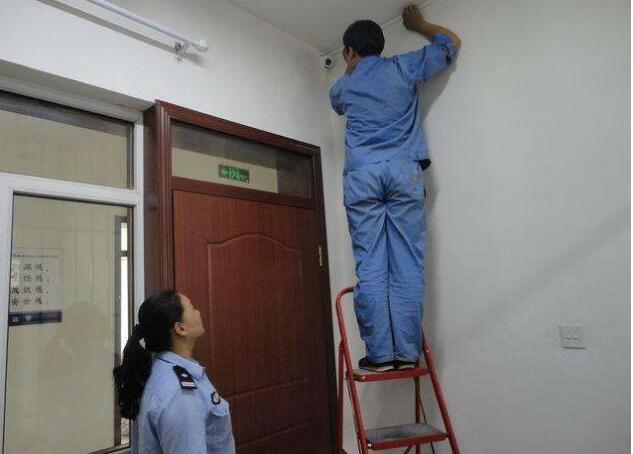 上门安装监控