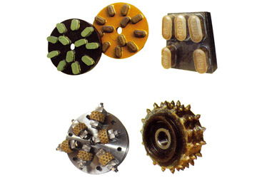 石材荔枝麵磨盤
