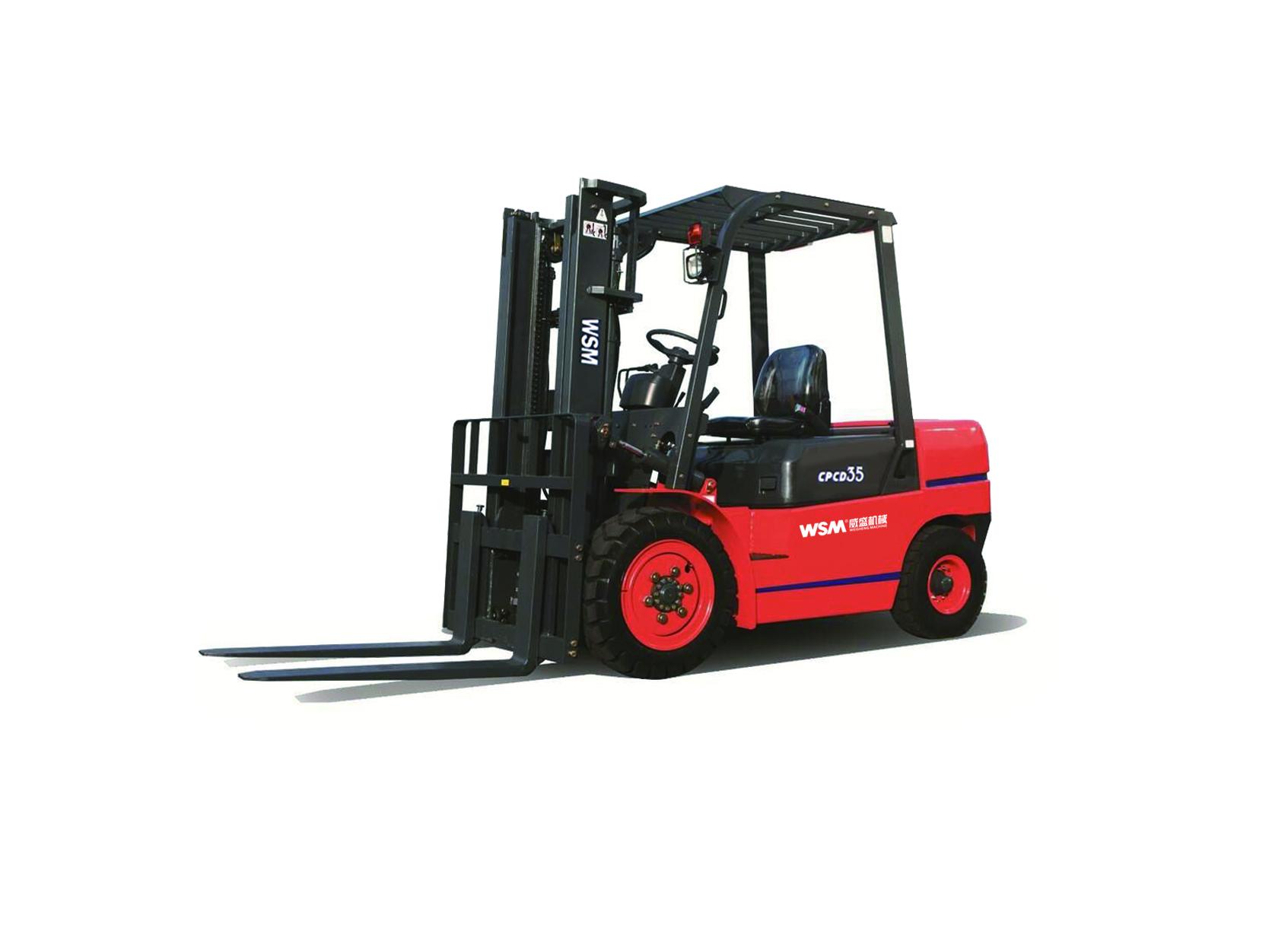 石材叉车(CPCD35)