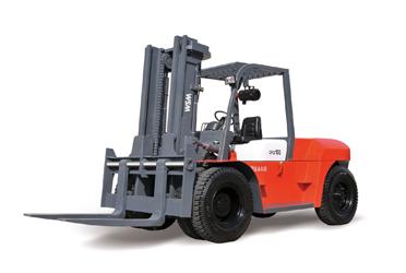 石材伸縮臂叉車(CPCD100)