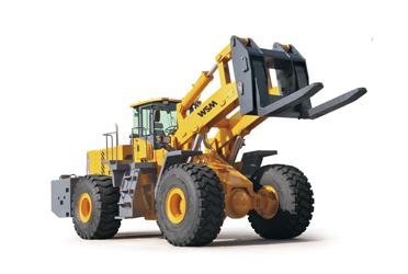 石材叉装车(WSM976T42)