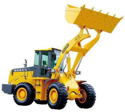 轮式装载机(WSM939)