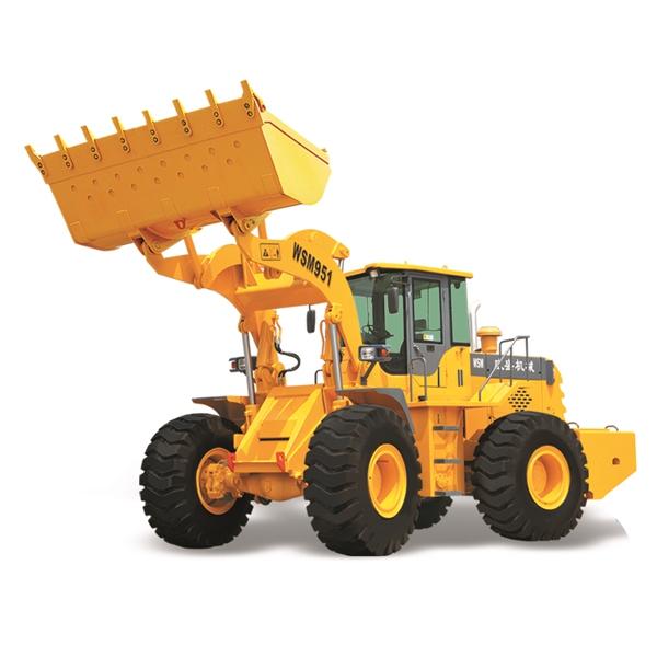 轮式装载机(WSM951�? style=