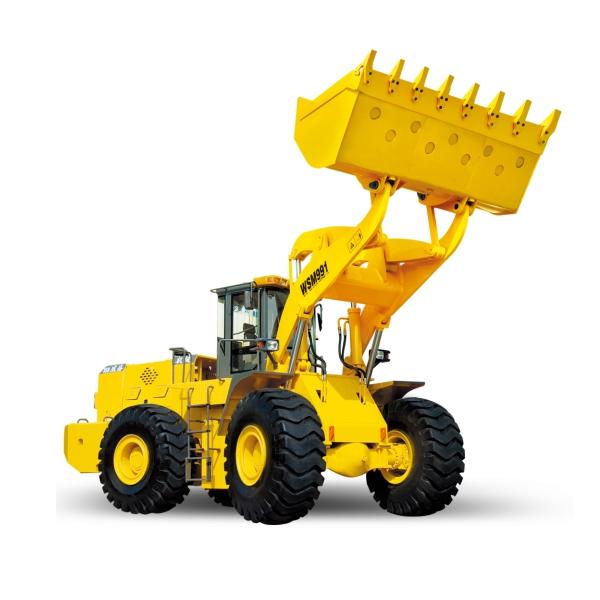 輪式裝載機(WSM991)