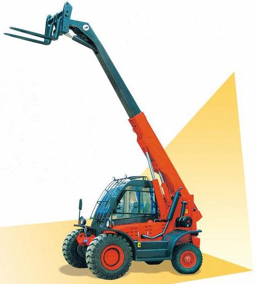 伸缩臂叉装车(10160)