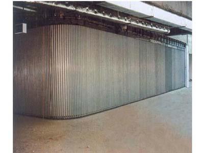 鋼質防火卷簾門安裝