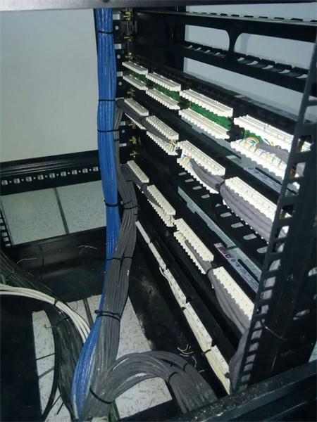 监控网络布线