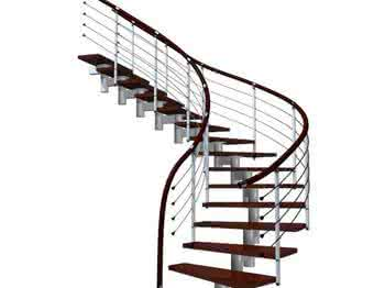 四川钢木楼梯