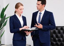 【多图】加工工艺好的职业装 职业装工作性能设计