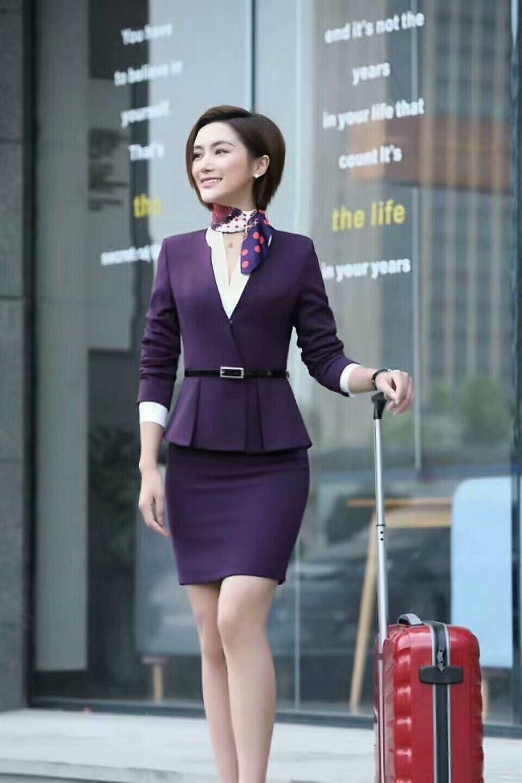 【专家】职业装西装如何 定做职业装的目的