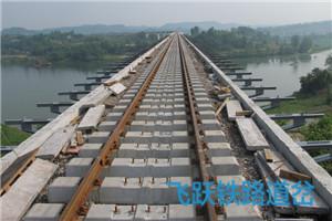 铁路轨道道岔
