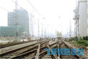 窄轨铁路道岔