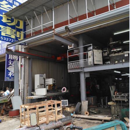 龙门铣床加工厂家