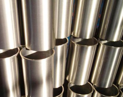 无磁不锈钢工业管