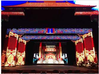 贵州户内LED全彩显示屏
