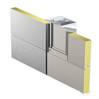 聚氨酯夾芯板生產