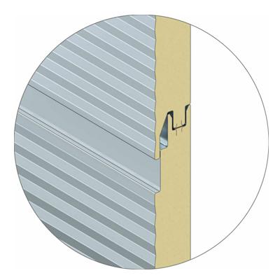 贵阳聚氨酯夹芯板生产