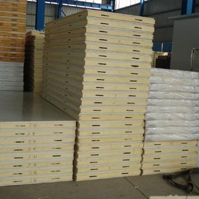貴州聚氨酯夾芯板生產