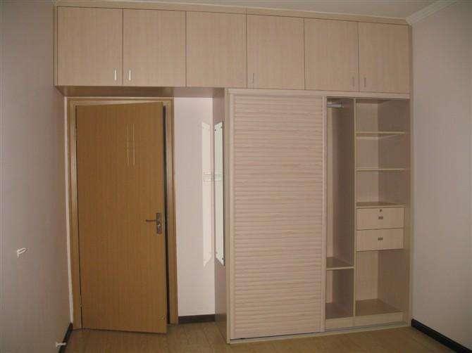 板式定制衣柜