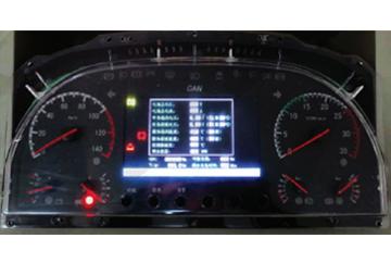 新能源汽车组合仪表
