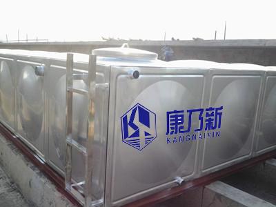 赤水市不锈钢水箱厂家