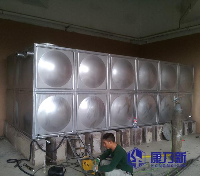 贵州不锈钢消防水箱加工厂