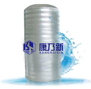铜仁不锈钢圆柱形水箱