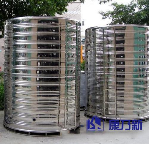 圆柱形水箱