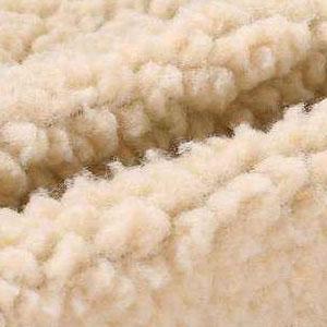 冬季防寒羊绒毛