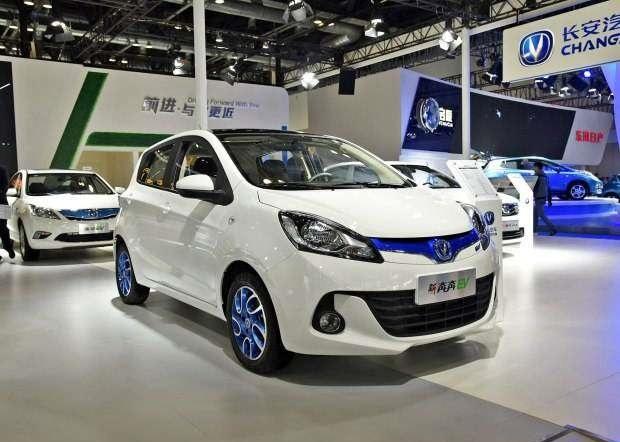 安阳电动汽车市场