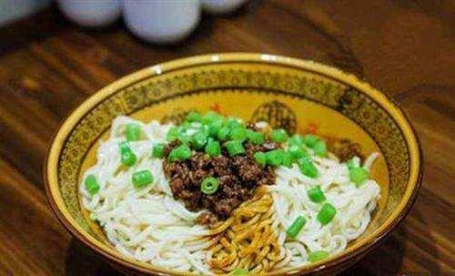 鄭州老碗面醬料加盟