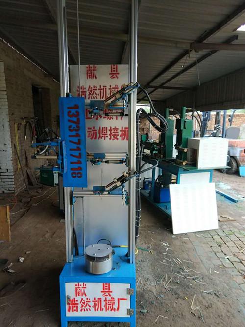 新型止水螺杆自動焊機