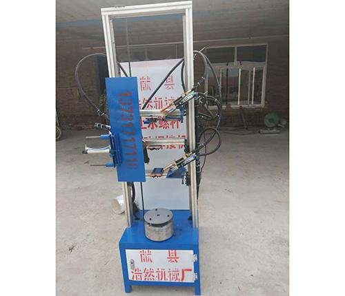 新型止水螺杆自动焊机