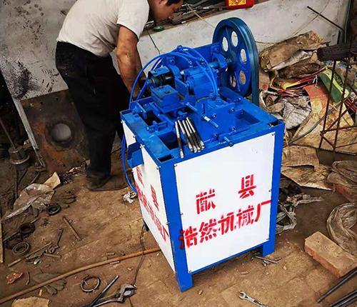 三段止水螺杆铣头机生产厂