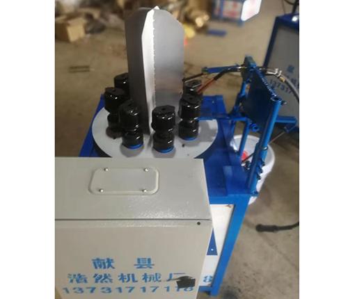 八工位焊接机
