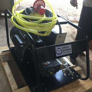 大型高壓沖洗機