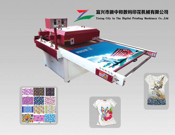 单面平板印花设备