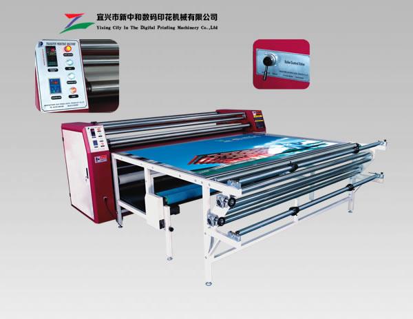全自动多功能印花机