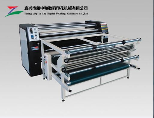 氣脹式多功能印花機