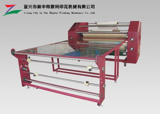 小型滚筒式转印机